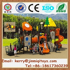 China hot sale kids outdoor playground for sale JMQ-J058A
