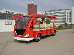 14座校园巴士车