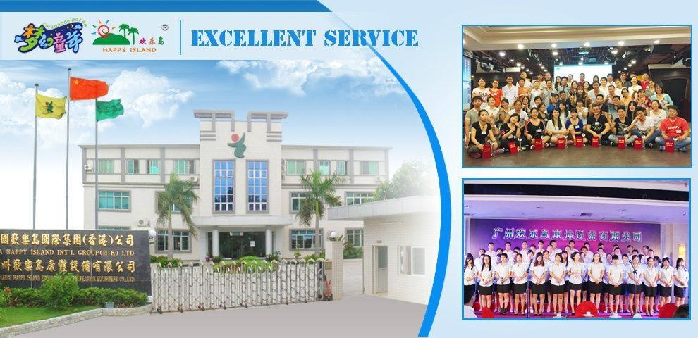 Guangzhou Childhood Dream Recreation Equipment Co Ltd