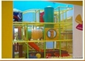 广州厂家供应高品质儿童室内游乐场  2