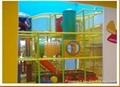 廣州廠家供應高品質儿童室內遊樂場  2