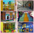 廣州廠家供應高品質儿童室內遊樂場  3