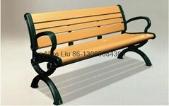 華南廠家實力供應木質休閑椅
