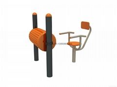 Roller fitness equipment & body building