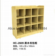 (HC-2609)High Quality School Bag Storage Cabinet