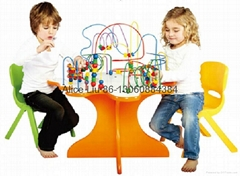 (HD-16905)The beaded wire table toys