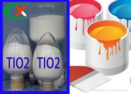 油漆涂料专用锐钛型钛白粉AX-Y2 1