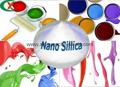 Nano Silicon Dioxide Matting Agent X-Y4