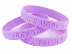 Custom Logo Silicone Wristbands Bracelet