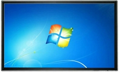 Infrare Technology high quality70' multi touch screen monitor