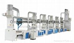 NSX-FS500 Textile Recycling Machine Waste Cotton Tearing Machine
