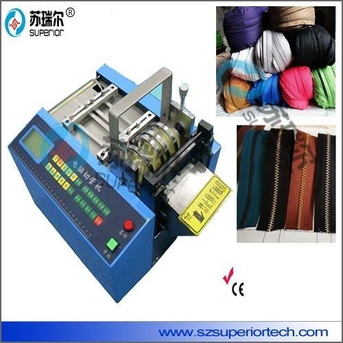 Nylon and Plastic Zipper Cutting Machine 3