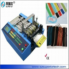 Nylon and Plastic Zipper Cutting Machine