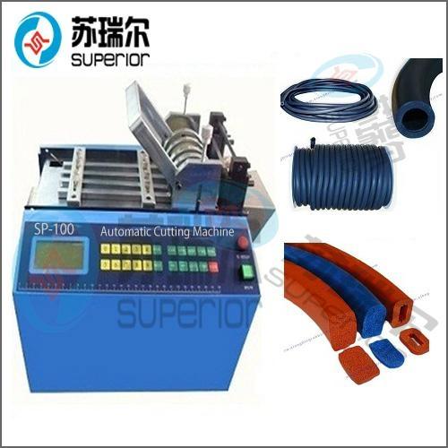 Foam Tube Cutting Machine  2