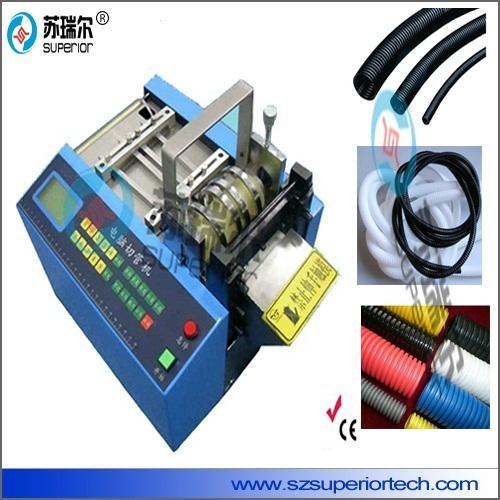 Corrugated  Tube Cutting Machine  1