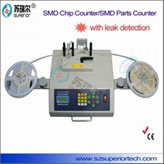 SMD Components Counter with leak detection