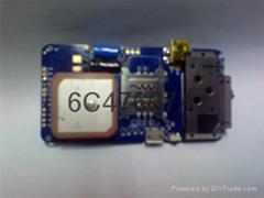 GPS定位器老人儿童定位追踪器方案