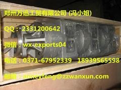 Komatsu pump loader WA600-1-A hydraulic gear pump 705-58-47000
