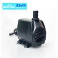 三合一鱼缸抽水过滤增氧无刷直流潜水泵 5