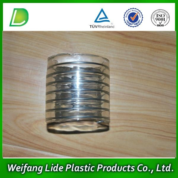 PVC Steel Wire Hose Tube Pipe 2