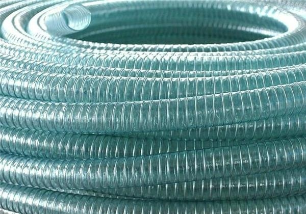 PVC Steel Wire Hose Tube Pipe 4