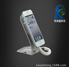红外线L型铝合金材质充电款手机防盗器