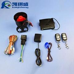 汽車通用型一鍵啟動汽車防盜器