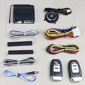 通用一键启动 遥控器远程启动汽车改装PKE无钥匙进入系统防盗器 4