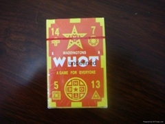 whot brand playing cards