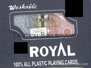 plastic playing cards 2