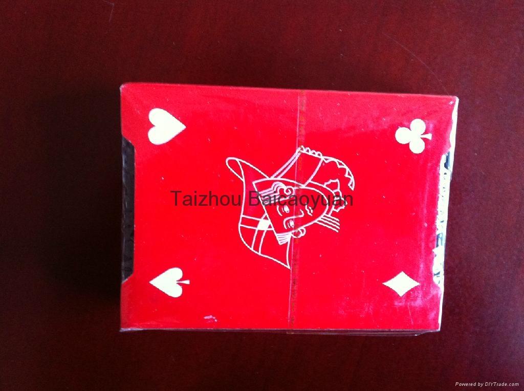 塑料撲克牌 2
