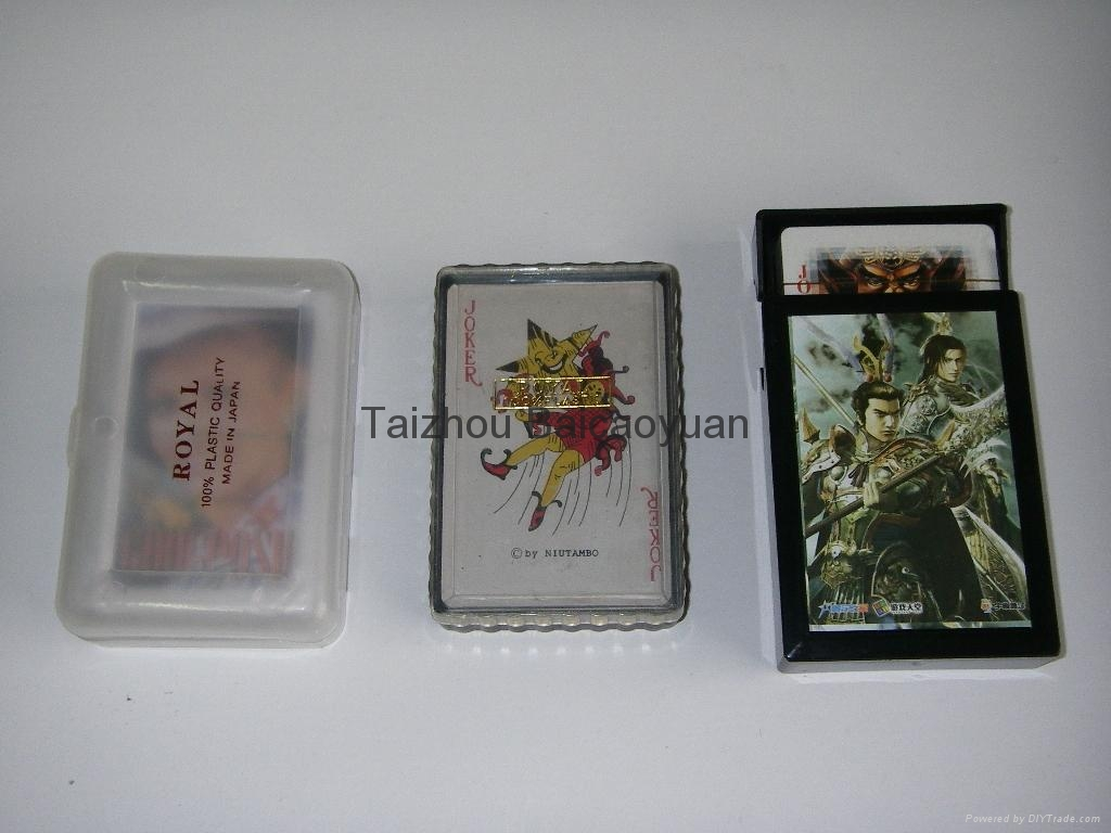 plastic playing cards 3