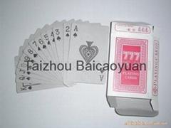 777系列扑克牌