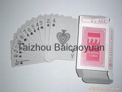 777系列撲克牌