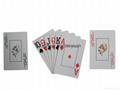 128玫瑰花扑克牌