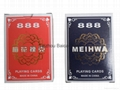 888 meihua brand of playing cards