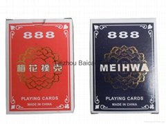 888 meihua brand of playing cards (Hot Product - 1*)
