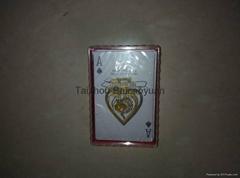 ingel塑料撲克牌