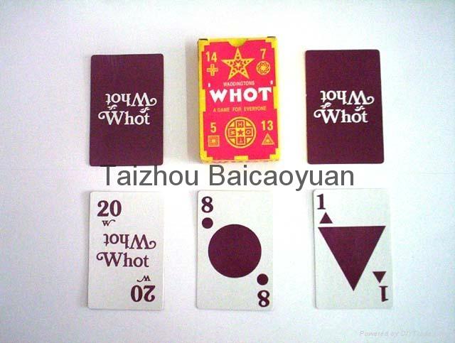 非洲市場用撲克牌 1