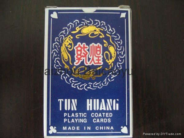 tun huang playing cards 1