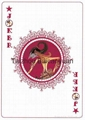 playing cards love angel  1