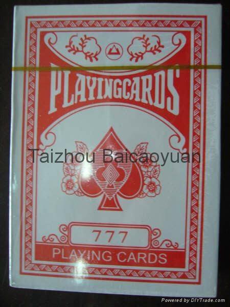 777系列撲克牌 2