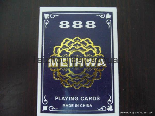 888 meihua brand playing cards 1