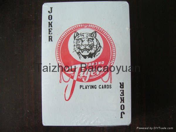 出口用撲克牌 2
