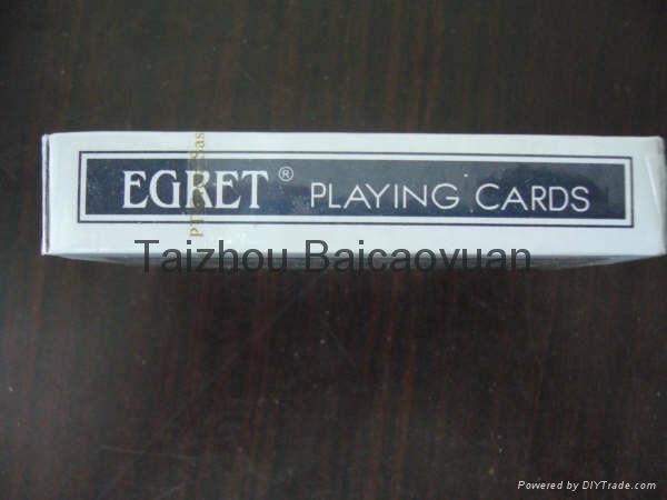 727 egret撲克牌 1
