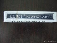 727 egret撲克牌