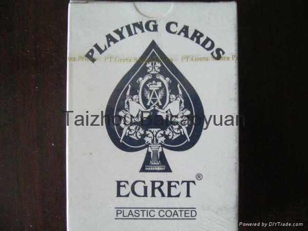 727 egret撲克牌 2