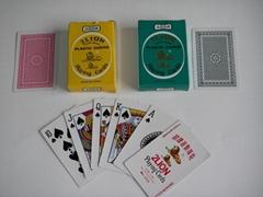 金輪牌撲克牌