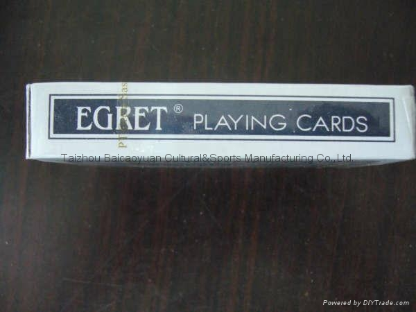 727 egret brand of playing cards 2