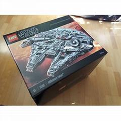 LEGO Star Wars 75192 Ultimate Collector's Millennium Falcon Star.